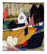 Hastings Remembered Fleece Blanket