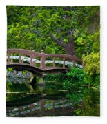 Hatley Bridge Fleece Blanket