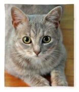 Hattie The Kitty Fleece Blanket