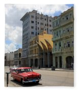 Havana 14 Fleece Blanket