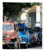 Havana 21 Fleece Blanket