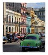 Havana 22 Fleece Blanket