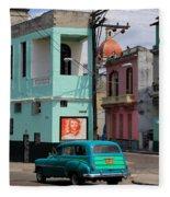 Havana 36 Fleece Blanket