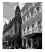 Havana 5 Fleece Blanket