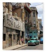 Havana 9 Fleece Blanket