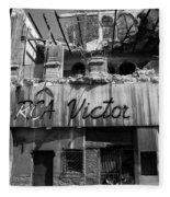 Havana 9d Fleece Blanket
