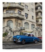 Havana Beauty Fleece Blanket