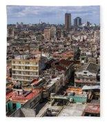 Havana Fleece Blanket