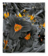 Havens Of Nectar Fleece Blanket