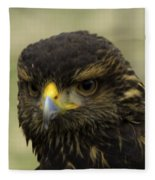 Hawk 1 Fleece Blanket