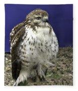 Hawk 3 Fleece Blanket