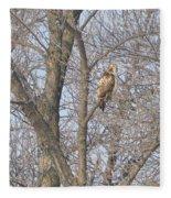 Hawkish Fleece Blanket