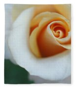 Hazy Rose Fleece Blanket