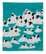 Healing Waters Haiti Fleece Blanket