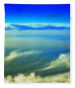 Heavenly Peace Fleece Blanket