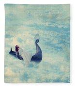 Heavenly Rest Fleece Blanket