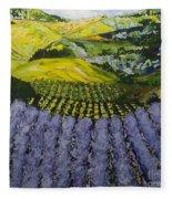 Heavenly Valley Fleece Blanket