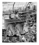 Heavy Metal 1519 - Photopower 1476 Fleece Blanket