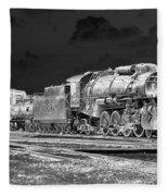 Heavy Metal 1519 - Photopower 1477 Fleece Blanket