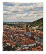 Heidelberg Fleece Blanket