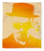 Heisenberg - 6 Fleece Blanket
