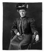 Helen Taft (1861-1943) Fleece Blanket