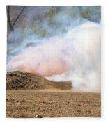 Hell Fire Fleece Blanket