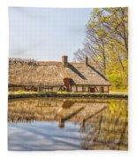 Helsingborg Cottage Millhouse Fleece Blanket