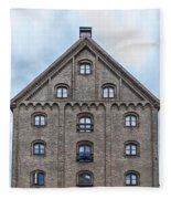 Helsingborg Gamla Stan Fleece Blanket