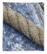 Hemp Fleece Blanket