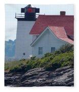 Hendricks Head Lighthouse Fleece Blanket