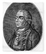 Henry Clinton (1738-1795) Fleece Blanket