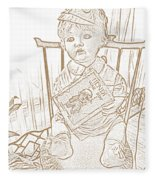Henry Fleece Blanket