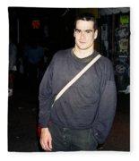 Henry Rollins 1991 Fleece Blanket
