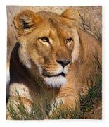 Her Majesty Fleece Blanket