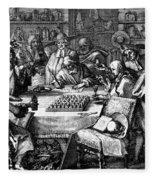 Herbal Medicine, 1676 Fleece Blanket