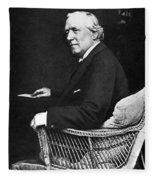 Herbert Henry Asquith (1852-1928) Fleece Blanket