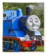 Here Comes Thomas The Train Fleece Blanket