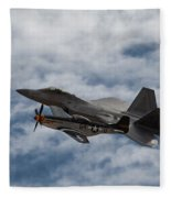 Heritage Flight Fleece Blanket