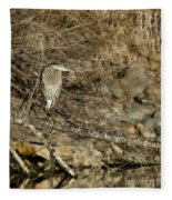 Heron's Winter's Watch Fleece Blanket