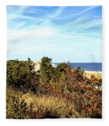 Herring Point Fleece Blanket