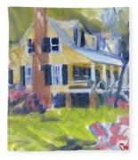 Heyward House Fleece Blanket