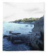 Hidden Cave Fleece Blanket