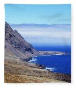 Hierro Landscape Fleece Blanket