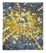 High - Aspens Fleece Blanket