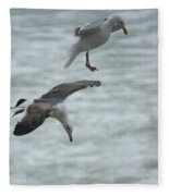 High Dive Fleece Blanket