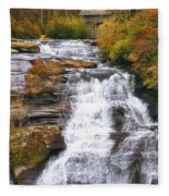 High Falls Fleece Blanket