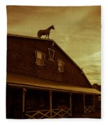 High Horse Fleece Blanket