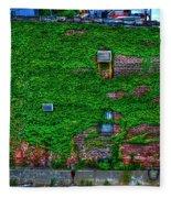 High Line Ivy Fleece Blanket