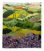 High Ridge Fleece Blanket
